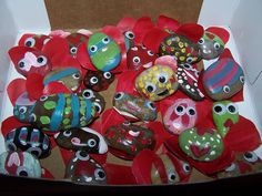 pet rocks by Emilyannamarie, via Flickr