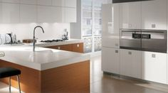 The Italian Kitchens Decor - Kitchen A