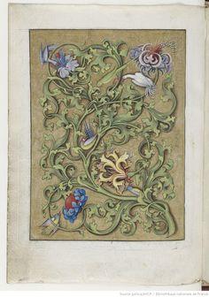 [16v] Horae ad usum Parisiensem 1475-1500 (The Hours of Charles d'Angoulême)
