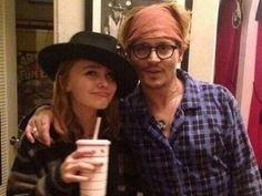 Johnny Depp's new movie with daughter Lily-Rose already looks awesome