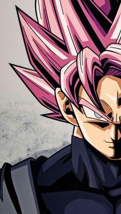 Perfect Goku Black art Super Saiyan Rose