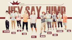 HEY! SAY! JUMP LOVE