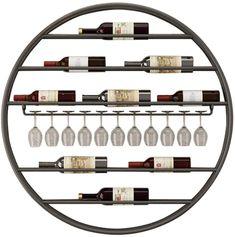 Wooden Wine Bottle Holder, Hanging Wine Glass Rack, Wine Rack Wall, Wine Shelves, Wine Storage, Wine Rack Design, Rustic Wine Racks, Gifts For Wine Drinkers, Shelf Wall