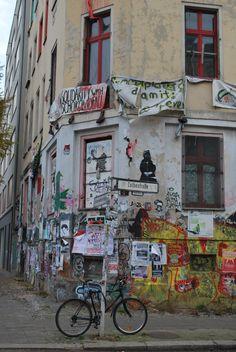 East Berlin, Friedrichshain