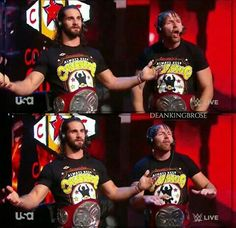 Wwe Seth Rollins, Seth Freakin Rollins, Roman Reigns Dean Ambrose, Best Wrestlers, The Shield Wwe, I Just Dont Care, Professional Wrestling, Wwe Superstars, Funny Photos