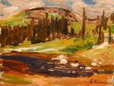 René RICHARD - Baie St-Paul (1961) Baie St Paul, Canada, Sculpture, Art Ideas, Photos, Painting, Fine Art Paintings, History, Objects