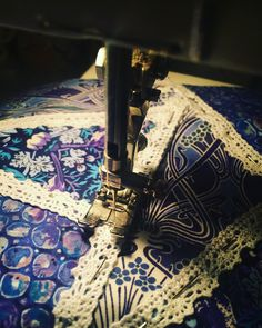 """""""I am currently sewing up some Liberty print purses. I can't wait to see these finished """" - Thanks to lja_textiles via instagram Liberty Print, Just Love, Quilting, It Is Finished, Textiles, Purses, Sewing, Instagram Posts, Crafts"""