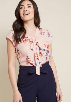 4e17c2635e 16 Best tie neck blouse images in 2015 | Tie neck blouse, Blouses ...