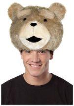 Ted the Bear Headpiece