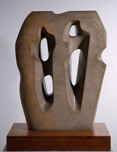 'Couplets: The Dualities of Sculpture': Gallery Tour and Discussion Geometric Sculpture, Abstract Sculpture, Wood Sculpture, Bronze Sculpture, Metal Sculptures, Garden Sculpture, Barbara Hepworth, English Artists, Indian Artist