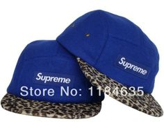 Supreme 5-Panel Camp Snapback hats New brand hip hop fashion mens baseball caps hiphop cap Free Shipping $9.99