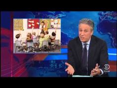 Jon Stewart addresses criticisms of preschool education in this clip as only a comedian could.