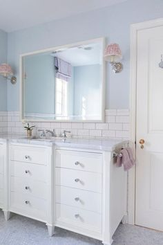 Beautiful Lilac Kids Bathroom Accents   Design Photos, Ideas And Inspiration. Amazing  Gallery Of Interior Design And Decorating Ideas Of Lilac Kids Bathroom  Accents ...