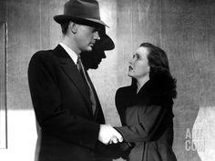 Shadow Of A Doubt, Joseph Cotten, Teresa Wright, 1943 Premium Poster at Art.com
