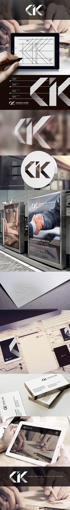 KiK - biuro księgowe on Branding Served