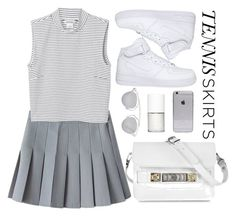 #220 by lily1lol on Polyvore featuring polyvore, fashion, style, Monki, NIKE, Proenza Schouler, Christian Dior, Uslu Airlines and tennisstyle