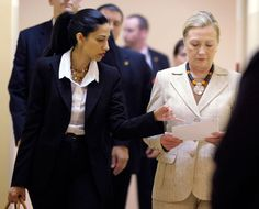 Huma Abedin, Alger Hiss, Huma Abedin, Alger Hiss, Huma Abedin, Alger…  Pay no attention to the extensive Muslim Brotherhood connections of Hillary Clinton's confidante.