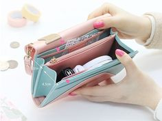 Strap Wallet Case Handbags for Samsung Galaxy S4/S3 by RyoLoves, $18.58
