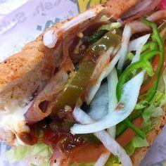 121128 #サブウェイ @神田小川町 スパイシーメキシカン 390円 #サンドイッチ #sandwiches #sandwich  #bread #vegitable #lunch #ランチ #subway #japanesefood #foodporn #instafood #foodphotography #foodpictures #food #webstagram   #foodstagram #foodpics #yummy #yum #food #foodgasm #foodie #instagood #foodstamping #sharefood #delicious #ilove_bfp @bestfoodpics - @ogu_ogu- #webstagram