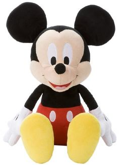 Basic Disney Mickey Mouse Plush Toy M *** You can find more details by visiting the image link.