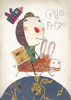 CHILDREN'S ILLUSTRATION: Jacobo Muniz Lopez