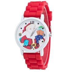 Christmas Gifts for boys and girls silicone watch Candy Color kids children Wrist quartz watch 2016 Hot Sale kids gifts #men, #hats, #watches, #belts, #fashion