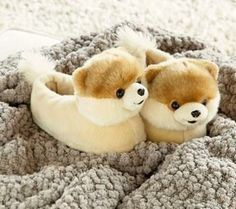 Love! Cute, Boo slippers.