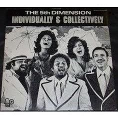 Fifth Dimension ~ Individually & Collectively LP