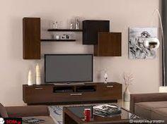 Αποτέλεσμα εικόνας για μοντερνες συνθεσεις τοιχου τηλεορασης Flat Screen, Sofa, Organization, Stars, Stuff To Buy, Design, Getting Organized, Flat Screen Display, Couch