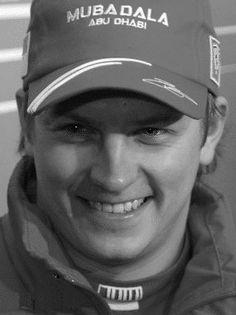 Kimi Raikkonen(SF) Ferrari World Champion 2007