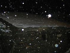 Nieve sobre Pueblo Negro