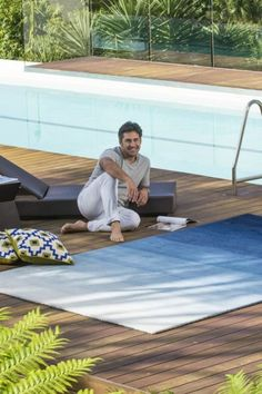 Jamie Durie S New Rugs Perfect For Both Indoors And Out Interiors