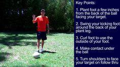 How to do a Rabona - Soccer Tricks like Cristiano Ronaldo (+afspeellijst)