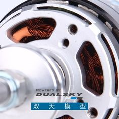 227.99$  Watch now  - Dualsky Brushless Motor XM6350DA3 F3A Model Fixed-wing Aircraft Parts National Team Competition Dedicated