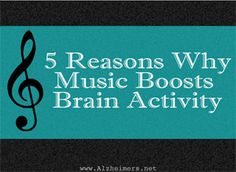 A new study shows us how music helps those suffering with Alzheimer's disease. Learn more.