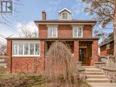 LONDON RD W,Guelph,Ontario Ontario, Cabin, London, House Styles, Plants, Home Decor, Homemade Home Decor, Big Ben London, Plant