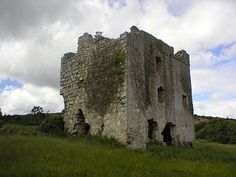 Puck's Castle, Co. Dublin, Ireland - List of castles in the Republic of Ireland - Wikipedia, the free encyclopedia Ireland Places To Visit, Places To See, Castle Ruins, Medieval Castle, Dublin Ireland, Ireland Travel, Ireland Pictures, Castles In Ireland, Beautiful Castles