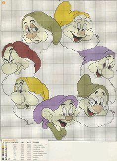 Compartir en WhatsAppLes dejamos varios patrones de Blancanieves y los Siete Enanitos. Letras de Los Enanitos de Blanca Nieves (adsbygoogle = window.adsbygoogle || []).push({}); Patrones de bordado de punto de cruz de Blancanieves (adsbygoogle = window.adsbygoogle || []).push({}); Patrones de bordado de punto de cruz de los Enanitos de Blancanieves amzn_assoc_placement =