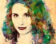 """Check out new work on my @Behance portfolio: """"Watercolor"""" http://be.net/gallery/51166601/Watercolor"""