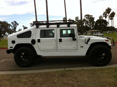 2006 Hummer H1 4 Door Hardtop Ksc4 With Slantback Shell1 Of 2 Wallpaper