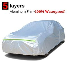 2008 2009 2010 Chrysler Town /& Country Breathable Car Cover w//MirrorPocket