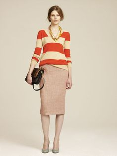J.Crew's Great Gatsby-Inspired Fall 2011 Collection. LOVE this look