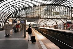 Eurailing Around #Europe—As an Adult | #travel #train