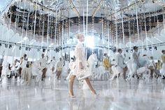 Le défilé Louis Vuitton printemps-été 2012