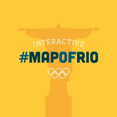 Vic's pick: Explore the Maracana, Tom Daley in Speedos and body parts on the beach in this brilliant Rio Olympics 2016 interactive map.