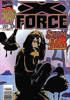 X-Force (1991 series) #91 Marvel