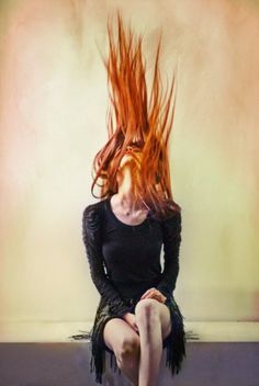 When you care for your hair your whole life changes. Good hair tells other people that you are put together. Best Beauty Tips, Beauty Hacks, Stunning Redhead, Beautiful, Breathing Fire, Fire Dancer, Poses, Strike A Pose, Hairdresser