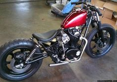 78 honda xs650 bobber | My 1978 XS 650 Bratstyle work in progress. I picked this bike up for $ ...