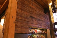 This page is the best resource available for sorting through different options of reclaimed wood species by character, color, and hardness. Reclaimed Wood Bars, Flooring, Wood Flooring, Floor