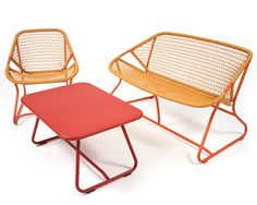Fermob Sixties outdor furniture